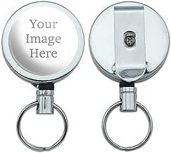 custom id badge reel