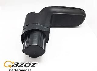 GAZOZ PERFORMANCE Armrest for Smart Car Fortwo 453 3rd Generation - Interior Storage Console Box