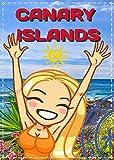 Spain - Canary Islands: Vacation. Travel. Atlantic Ocean. Overview of the best places to visit: Tenerife, Fuerteventura, Gran Canaria, Lanzarote, La Palma ... (Playa del Ingles). (English Edition)