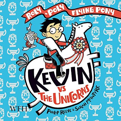 Kevin vs. the Unicorns cover art