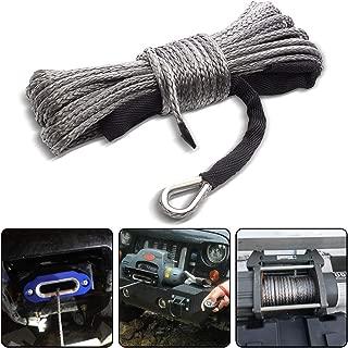 Best rope wheel winch Reviews