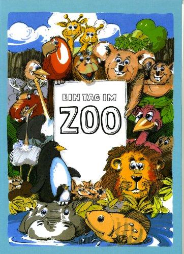 Ein Tag im Zoo mit den Namen Ihres Kindes und einer Begleitperson im Text von PEGASTAR