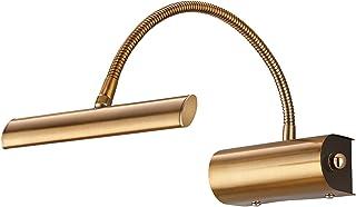 Trip Curtis - Picturelamp, LED, inPlafon, regulador, color bronce antiguo