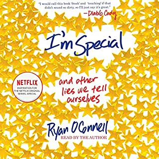 I'm Special audiobook cover art