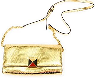 Small Leather Karla Clutch and Cross Body