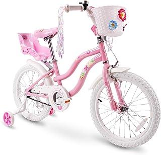 02e43e8c6cf5c COEWSKE Kid s Bike Steel Frame Children Bicycle Little Princess Style 12 -14-16-