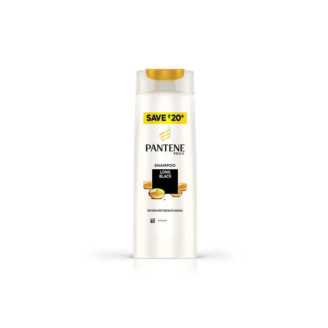 圧縮する開示する利用可能PANTENE LONG BLACK SHAMPOO 180 ml (パンテーンロングブラックシャンプー180 ml)