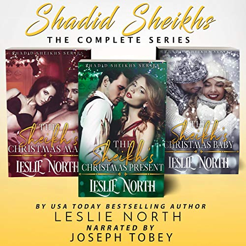 Couverture de The Shadid Sheikhs: The Complete Series