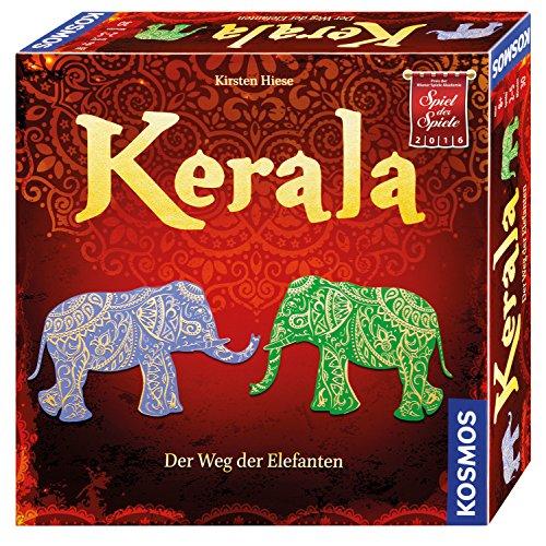 Kosmos Spiele 692469 Familienspiel Kerala