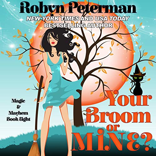 Your Broom or Mine? cover art