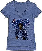 500 LEVEL Javier Baez Women's Shirt - Chicago Baseball Shirt for Women - Javier Baez El Mago