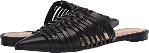 Black Butter Nappa Leather