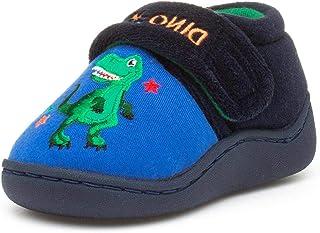 Boys' Slippers: Amazon.co.uk