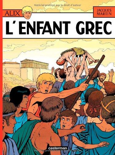 Alix, tome 15 : L'Enfant grec