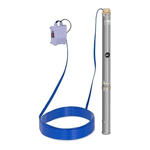12 opinioni per MSW Pompa Sommersa Per Pozzo Pompa Sommergibile MSW-SPP32-055 (Prestazioni max: