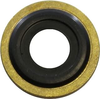 Yoke Washer - O ring brass/viton for use with oxygen regulators, 5 PACK