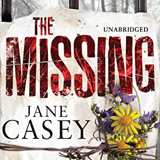 The Missing                   By:                                                                                                                                 Jane Casey                               Narrated by:                                                                                                                                 Penelope Rawlins                      Length: 13 hrs and 55 mins     113 ratings     Overall 4.1