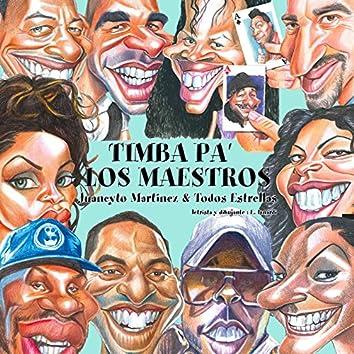 Timba Pa Los Maestros