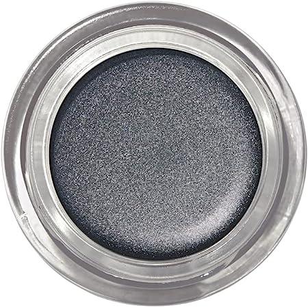 Revlon Colorstay Creme Eye Shadow, Longwear Blendable Matte or Shimmer Eye Makeup with Applicator Brush in Dark Silver, Licorice (755)
