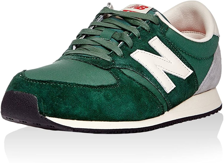 NEW BALANCE - Baskets - Homme - Sneakers U420 suede vert - 41 ...