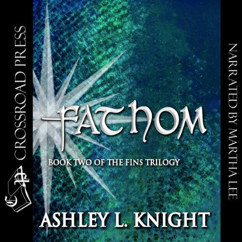 Fathom audiobook cover art