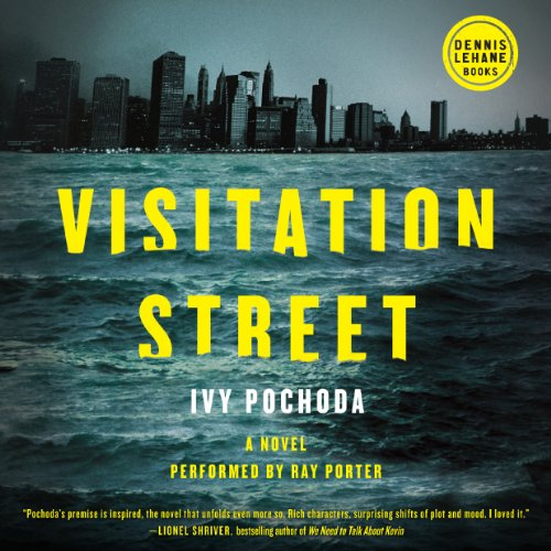 Visitation Street audiobook cover art