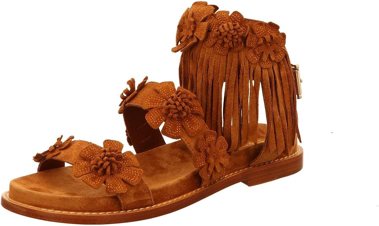 ASH Damen Sandaletten Mekita Mekita braun 341639  60% Rabatt sparen