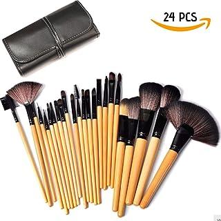 3f07dc037 Kit de brochas de maquillaje profesional de 24 piezas set   Base Makeup  Professional, pinceles