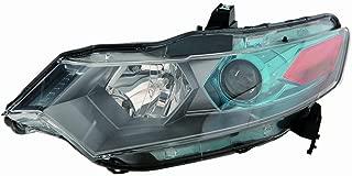 Headlight Headlamp For Honda Insight Driver Left Side Lh 2010 2011