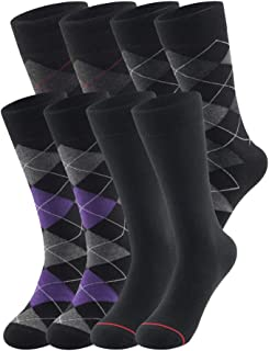 Best black argyle socks Reviews