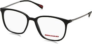 3448b40b4 Óculos de Grau Prada Linea Rossa Ps 03iv 1ab1o1/54 Preto