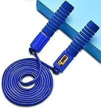 Aloces Springtouw voor kinderen, Speed Rope met teller en comfortabele handgrepen voor sporttraining, verstelbaar springto...