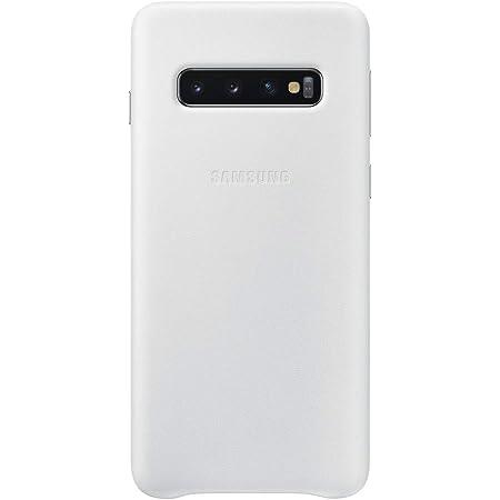 Silicone Cover Für Galaxy S10 Weiß Elektronik