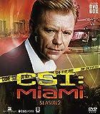 CSI:マイアミ コンパクト DVD-BOX シーズン2[DVD]
