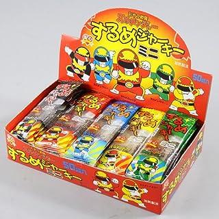 タクマ食品 箱入りするめジャーキーミニ 1袋×50袋