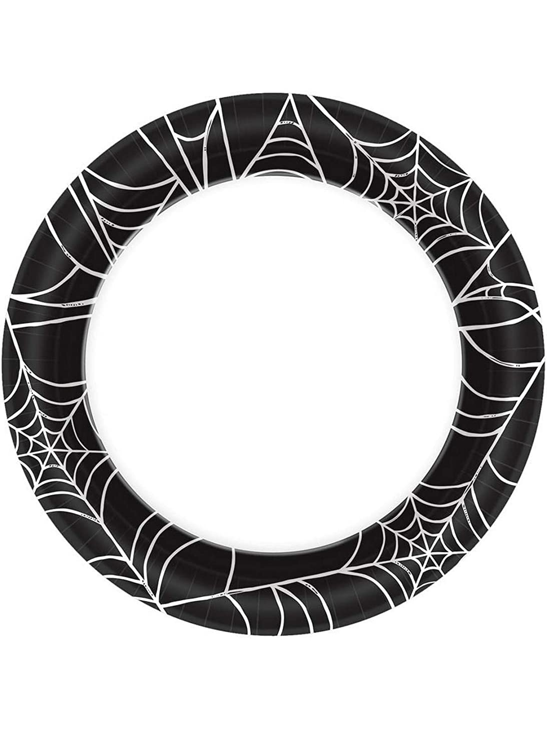 Halloween~Spider Web Paper Plate~40 Count~6.75