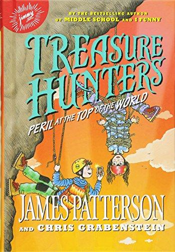 Treasure Hunters: Peril at the Top of the World (Treasure Hunters, 4)