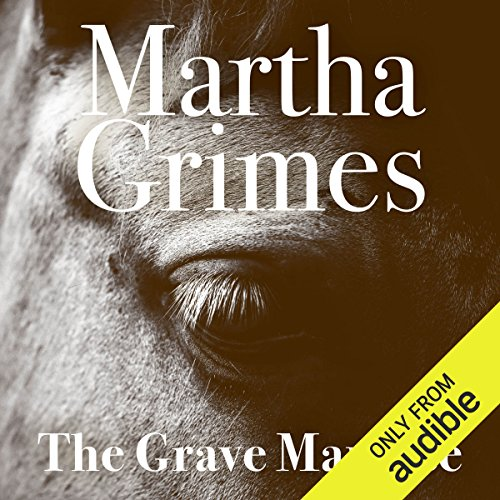 The Grave Maurice audiobook cover art