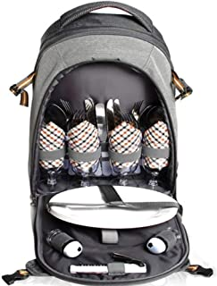 picnic backpack for 6 people