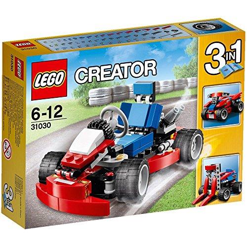 LEGO Creator 31030 - Go-Kart, rot