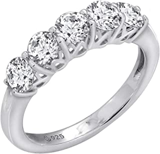 Best pearl wedding ring with band Reviews