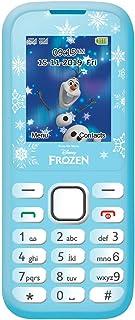 Lexibook GSM20FZ Teléfono móvil Frozen con bluetooth color azul