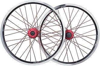 TYXTYX Juego de Ruedas de Bicicleta de 26 Pulgadas Ruedas de Ciclismo MTB de aleación de Aluminio V-Brake Disco de llanta Rodamientos sellados Bicicleta híbrida de 11 velocidades Touring