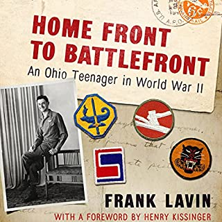 Home Front to Battlefront cover art