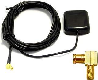 XIAOSHI Little Oriental 1 UNIDS GPS Active MCX Antena Ajuste para Garmin 72 76 60 60C GPS Antena Negra MCX Conecte GPS Ant...