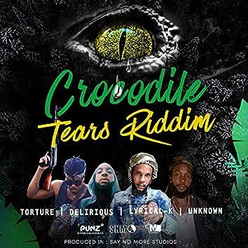 CROCODILE TEARS RIDDIM MIX (RIDDIM MIX)