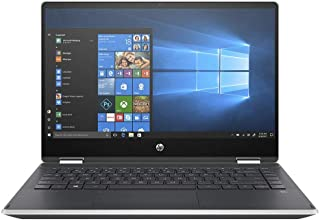 "2020 HP Pavilion x360 2-in-1 Laptop: 10th Generation Core i7-1065G7, 512GB SSD, 16GB RAM, 14"" Full HD IPS Touchscreen, Bac..."