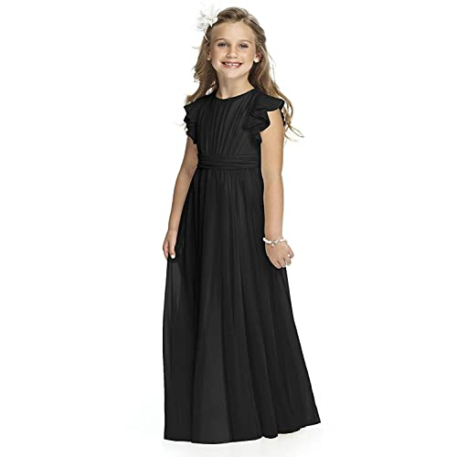 52b5e10b0b Black Junior Bridesmaid Dress: Amazon.com