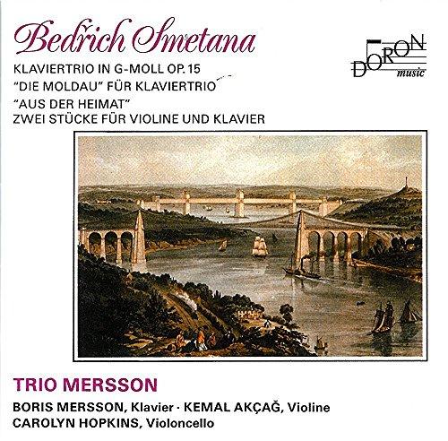 Smetana Bedrich die Moldau Fur Klavier T