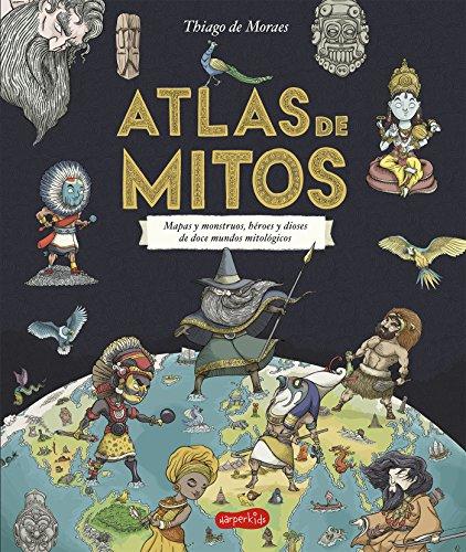 ATLAS DE MITOS: 23 (HARPERKIDS)